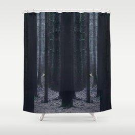 They always watch Shower Curtain
