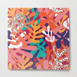 Matisse Pattern 006 Metal Print
