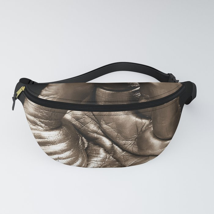 Silver hand 2 Fanny Pack