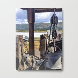 Oregon Seaside Metal Print