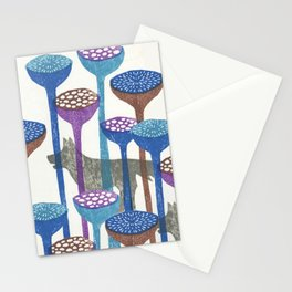 F and W Stationery Cards