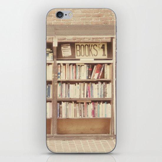 Dollar Books iPhone & iPod Skin