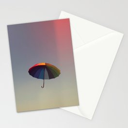 Come, Fly With Me Stationery Cards