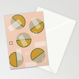 Abstract Composition 09 Stationery Cards