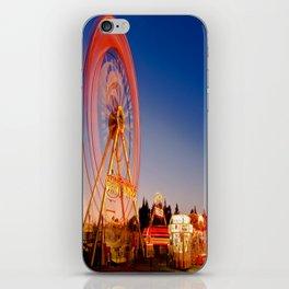Giant Wheel iPhone Skin