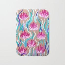 Lilies Bath Mat