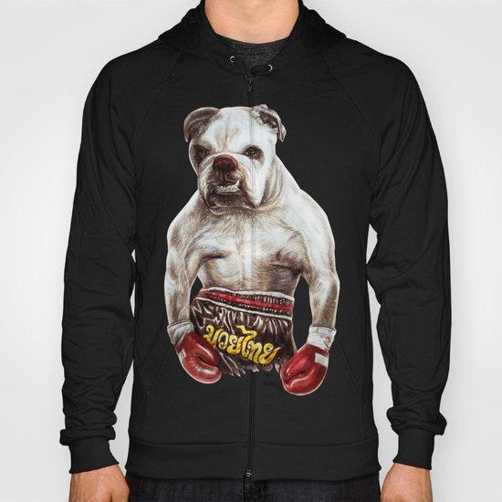 killer dog Hoody