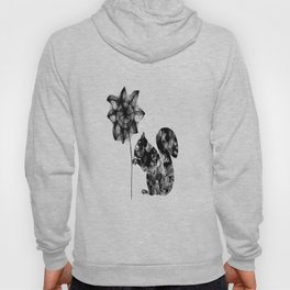 Squirrel and the flower Hoody