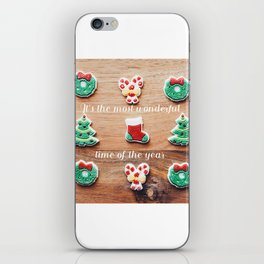 It's the most wonderful time of the year 2 iPhone Skin