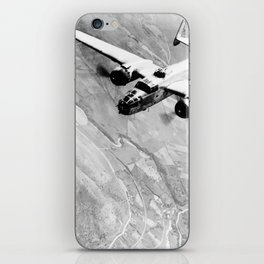 B-25 Bomber Over Germany iPhone Skin