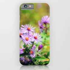 Purple Aster Slim Case iPhone 6s