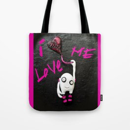 Feary Gawd Monstar Love  Tote Bag