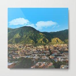 El Avila, Caracas Venezuela Metal Print