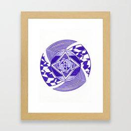 Akali Framed Art Print