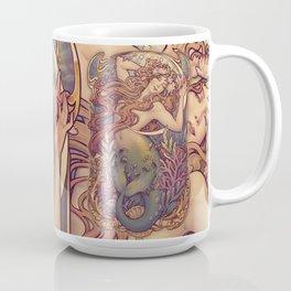 Andersen Little Mermaid Nouveau Coffee Mug