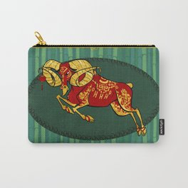 Year of the Sheep Carry-All Pouch