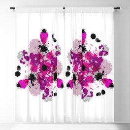 A. Hathor Rorschach Blackout Curtain