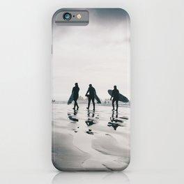 Tofino surfers iPhone Case