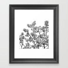Cherry Blossom #1 Framed Art Print