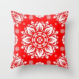 PATTERN ART12 Throw Pillow
