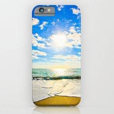 Ft. Pierce Florida Beach Morning Sun iPhone 6s Slim Case