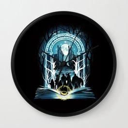 Magic Ring Wall Clock