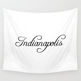 Indianapolis Wall Tapestry