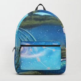 Capricorn OC - 12 Zodiac Ladies Backpack