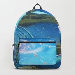 Capricorn OC - 12 Zodiac Ladies Backpack
