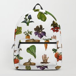 Vegetables Pattern Backpack