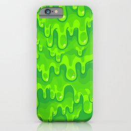 Slimed iPhone Case