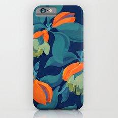 Tropical orange fruit tree Slim Case iPhone 6s
