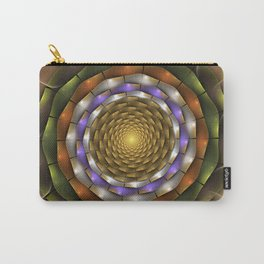 Magical Mandala Carry-All Pouch