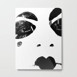 HATE Metal Print