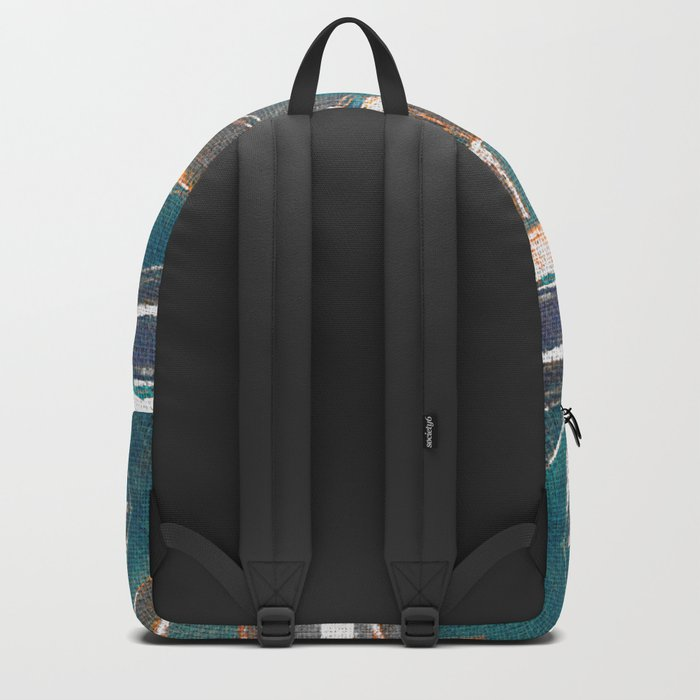 Fish on the Stones Backpack