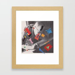 Joan Miró Framed Art Print