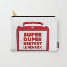 Super Duper Bestest Lunchbox Carry-All Pouch