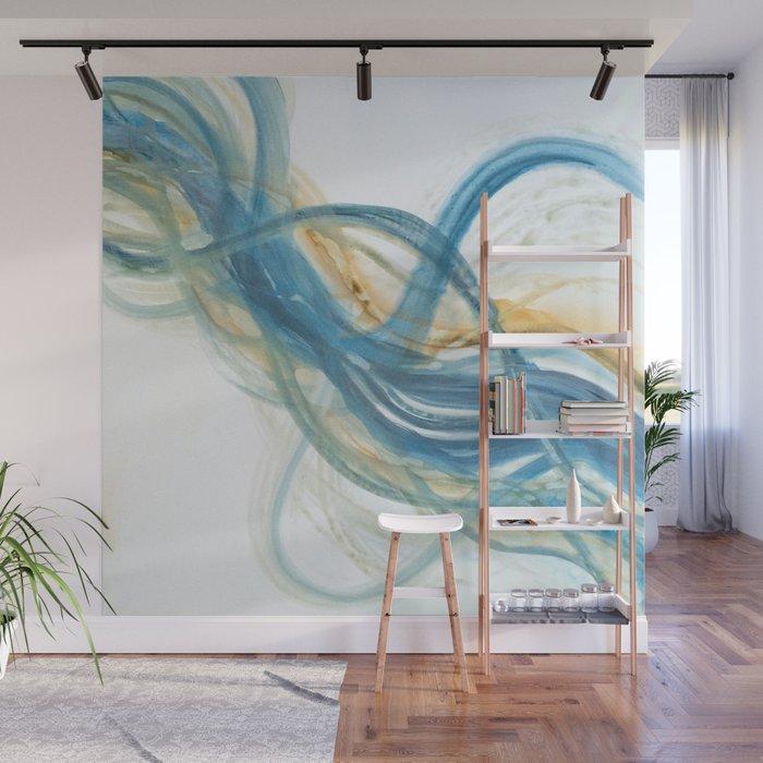 flow Wall Mural