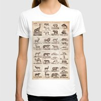 animals T-shirts featuring Animals by Le petit Archiviste