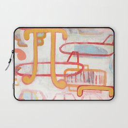 Exit To The Left Laptop Sleeve