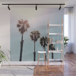 Four Palms Wall Mural
