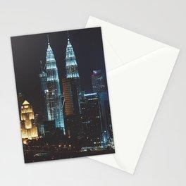 Petronas Towers Stationery Cards