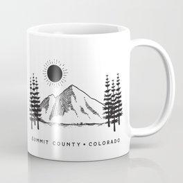 Summit County, Colorado Coffee Mug
