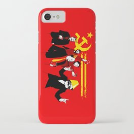 The Communist Party (original) iPhone Case