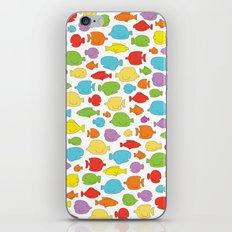 Something fishy going on iPhone & iPod Skin