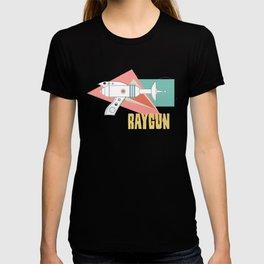 Pink Raygun T-shirt