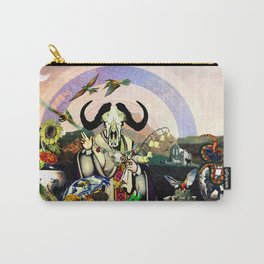 Bull Worship Carry-All Pouch