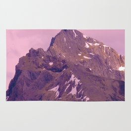 Red Mountain. Rug