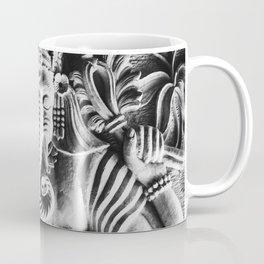 Indian Hindu Ganesh Relief Coffee Mug