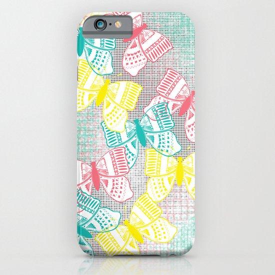 Butterflies in Heaven iPhone & iPod Case
